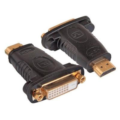 Verloop DVI-D 24+1 female - HDMI 19p male